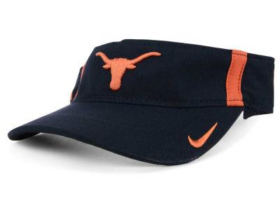 5eab147c0fc Texas Longhorns Nike NCAA Sideline Aero Visor