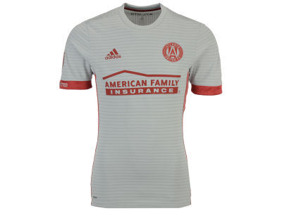 Atlanta United FC adidas MLS Men's Secondary Authentic Jersey
