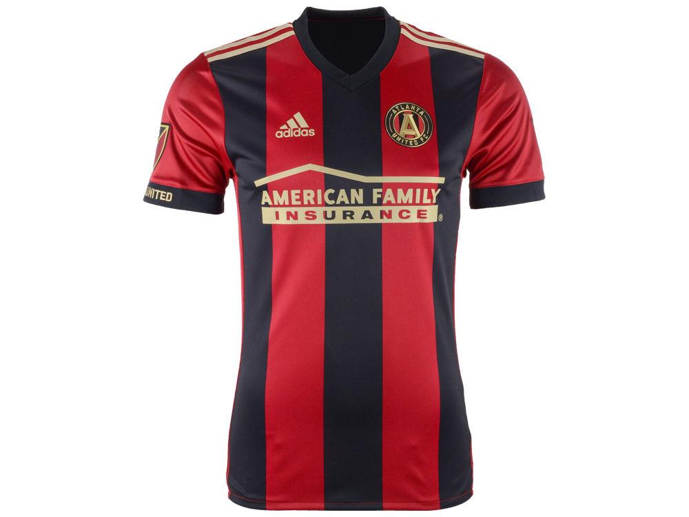 Atlanta United FC adidas MLS Men s Primary Authentic Jersey  19da4fb9ac3f