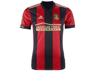 Atlanta United FC adidas MLS Men's Primary Authentic Jersey