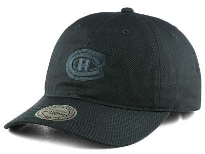Montreal Canadiens Mitchell & Ness NHL Neutral Adjustable Cap