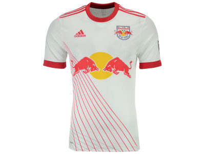 New York Red Bulls adidas MLS Men's Primary Authentic Jersey
