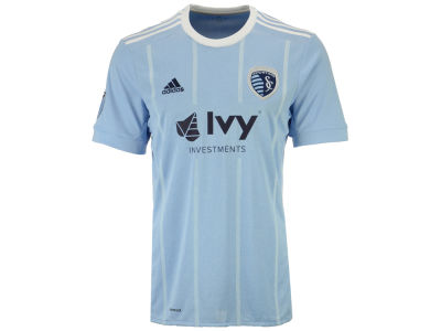 Sporting Kansas City adidas MLS Men's Primary Replica Jersey