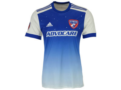 FC Dallas adidas MLS Men's Secondary Replica Jersey