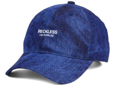 Young And Reckless Denim Dad Reckless Cap