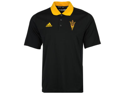 Arizona State Sun Devils adidas 2017 NCAA Men's Coaches Polo