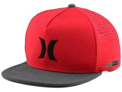 Hurley Dri-Fit Icon 3.0 Snapback Cap