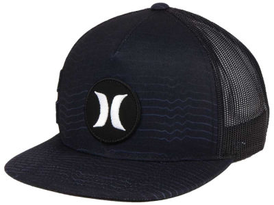 Hurley Block Party Speed Trucker Hat