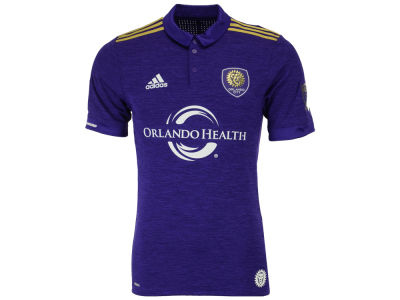 Orlando City SC adidas MLS Men's Primary Authentic Jersey