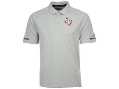 Texas A&M Aggies adidas NCAA Men's Sideline Climachill Polo