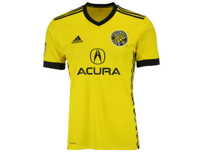 Columbus Crew SC adidas MLS Men's Primary Replica Jersey