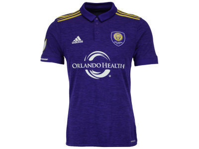 Orlando City SC adidas MLS Men's Primary Replica Jersey