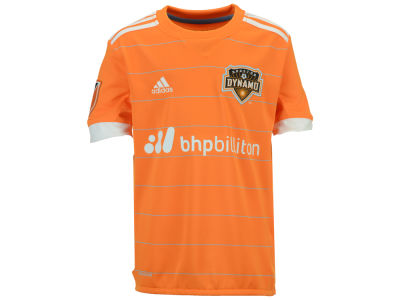 Houston Dynamo adidas MLS Youth Primary Replica Jersey