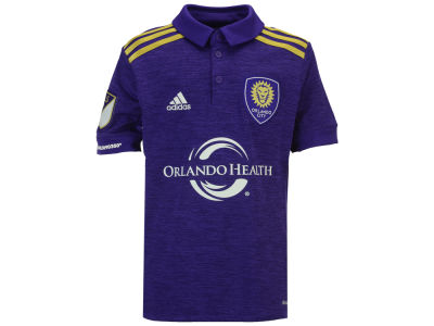 Orlando City SC adidas MLS Youth Primary Replica Jersey