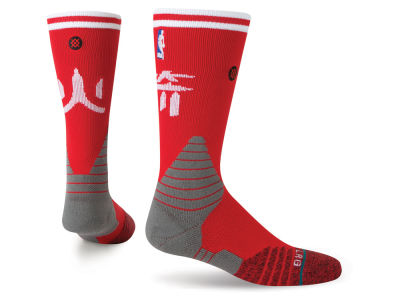 Houston Rockets Stance NBA Chinese New Year Crew Socks