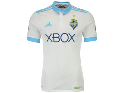 Seattle Sounders FC adidas MLS Men's Secondary Authentic Jersey
