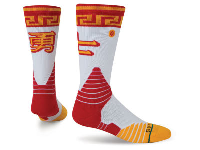 Golden State Warriors Stance NBA Chinese New Year Crew Socks