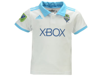 Seattle Sounders FC adidas MLS Women's Secondary Replica Jersey