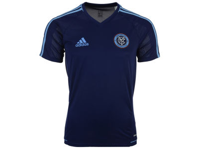 New York City FC adidas MLS Men's Training Top