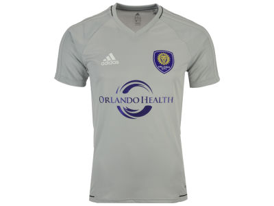 Orlando City SC adidas MLS Men's Short Sleeve Training Top