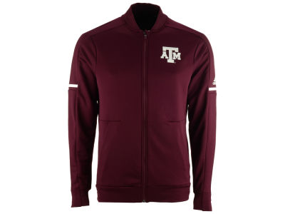 Texas A&M Aggies adidas NCAA Men's Sideline Warm-Up Jacket