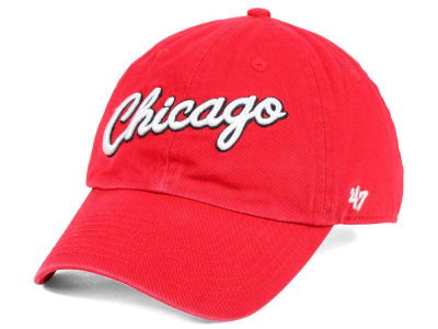 Chicago Bulls '47 NBA Hardwood Classics '47 CLEAN UP Cap