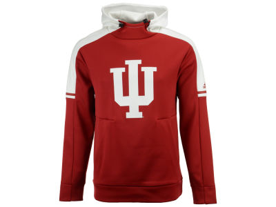 Indiana Hoosiers adidas NCAA Men's Sideline Player Hoodie