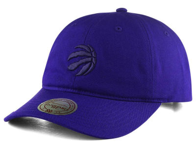 Toronto Raptors Mitchell & Ness NBA Rainbow Adjustable Cap