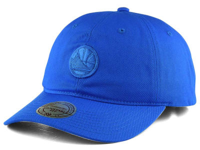 Golden State Warriors Mitchell & Ness NBA Rainbow Adjustable Cap