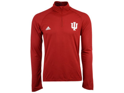 Indiana Hoosiers adidas NCAA Men's Ultimate Quarter Zip