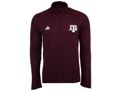 Texas A&M Aggies adidas NCAA Men's Ultimate Quarter Zip
