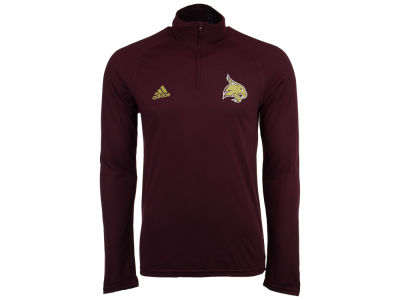 Texas State Bobcats adidas NCAA Men's Ultimate Quarter Zip