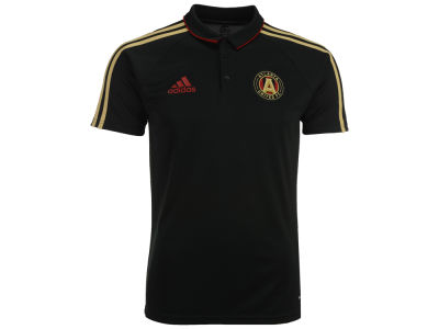 Atlanta United FC adidas MLS Men's Coaches Polo