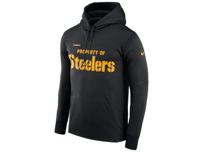 Pittsburgh Steelers Nike NFL Men's Therma Hoodie