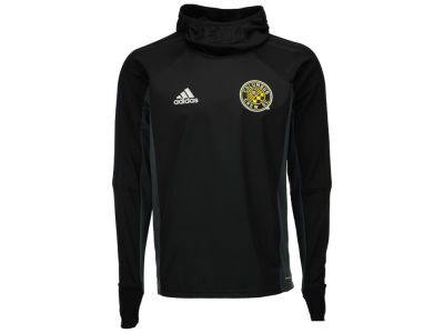 Columbus Crew SC adidas MLS Men's Warm Top Hoodie