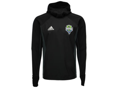 Seattle Sounders FC adidas MLS Men's Warm Top Hoodie