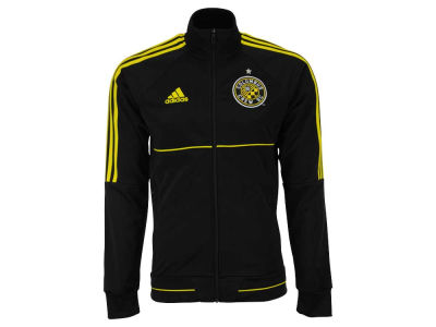 Columbus Crew SC adidas MLS Men's Anthem Jacket