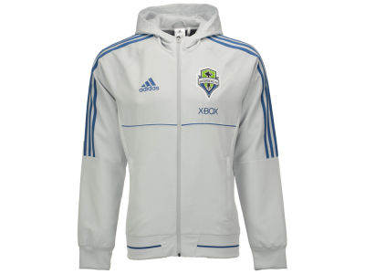 Seattle Sounders FC adidas MLS Men's Travel Jacket