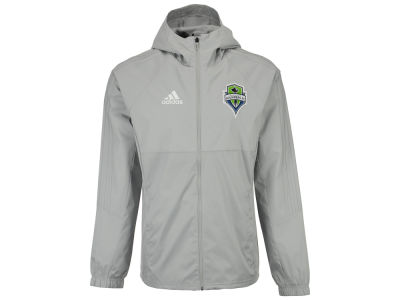 Seattle Sounders FC adidas MLS Men's Rain Jacket