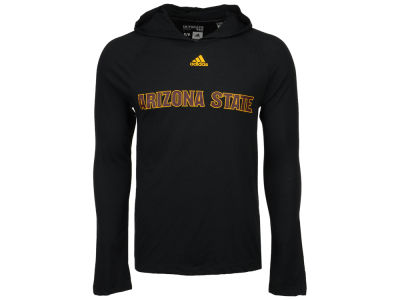 Arizona State Sun Devils adidas NCAA 2017 Men's Mark My Words Long Sleeve Ultimate Hooded T-Shirt