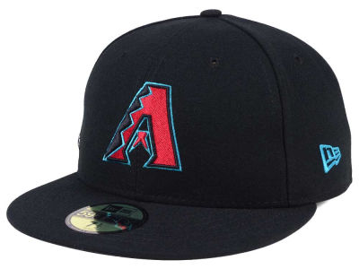 45cc152b9ec Arizona Diamondbacks New Era MLB Authentic Collection 59FIFTY Cap