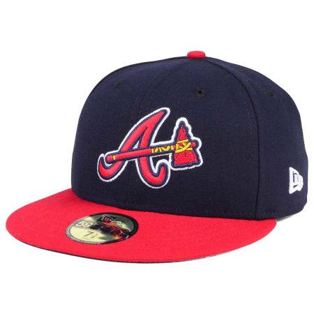 Atlanta Braves New Era MLB Authentic Collection 59FIFTY Cap