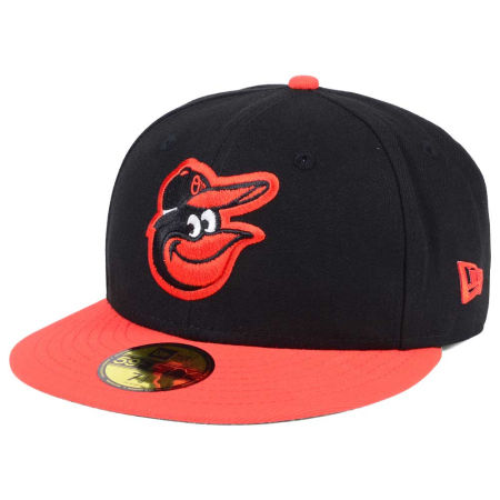 Baltimore Orioles New Era MLB Authentic Collection 59FIFTY Cap