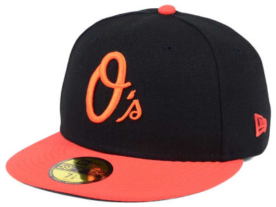 cfabaf248e4 Baltimore Orioles New Era MLB Authentic Collection 59FIFTY Cap