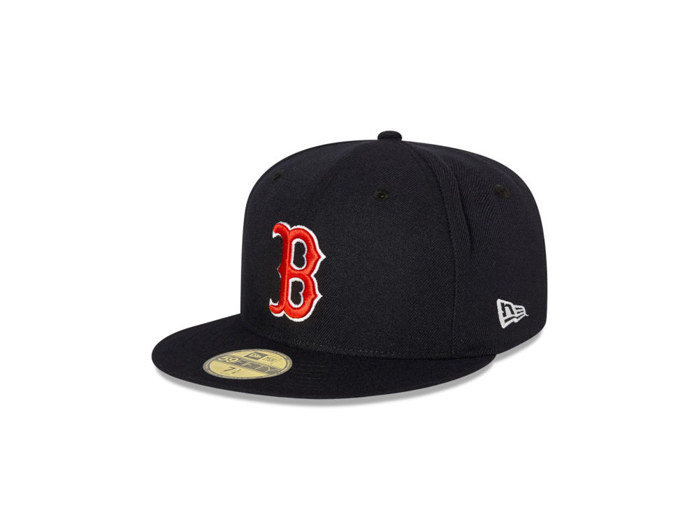 Boston Red Sox New Era MLB Authentic Collection 59FIFTY Cap  0ff607e64f1