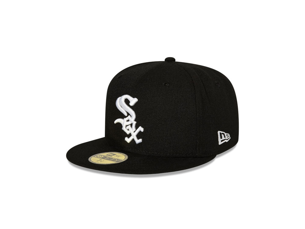 Chicago White Sox New Era MLB Authentic Collection 59FIFTY Cap ... 931a2be44e2