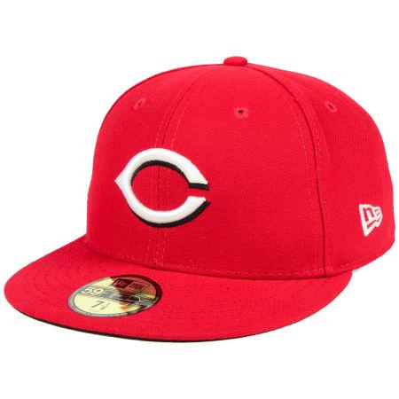 Cincinnati Reds New Era MLB Authentic Collection 59FIFTY Cap