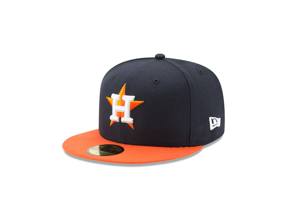 Houston Astros New Era MLB Authentic Collection 59FIFTY Cap 931f88f9d9ec