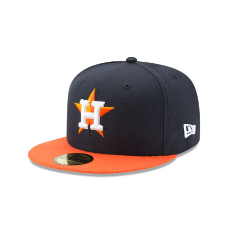 Houston Astros New Era MLB Authentic Collection 59FIFTY Cap