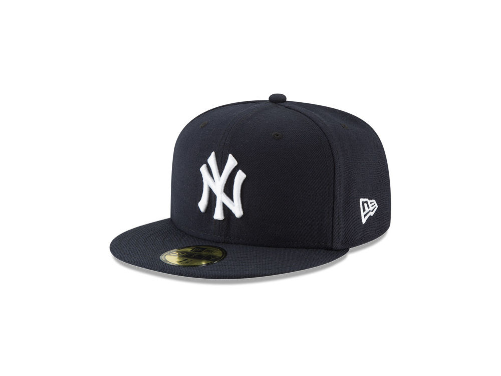 4de357ddb24 New York Yankees New Era MLB Authentic Collection 59FIFTY Cap